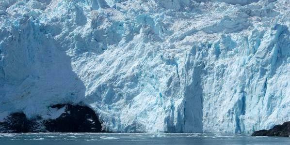 Aialik Glacier Kenai Fjords National Park